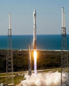 GPS IIF-4 launch